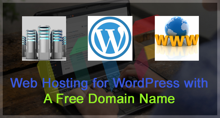 Web Hosting With A Free Domain Name