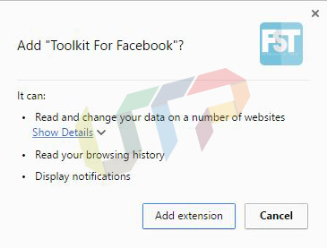 Toolkit for Facebook for free