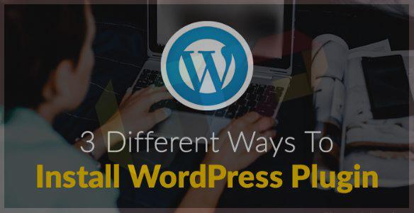 Way to Install WordPree Plugins