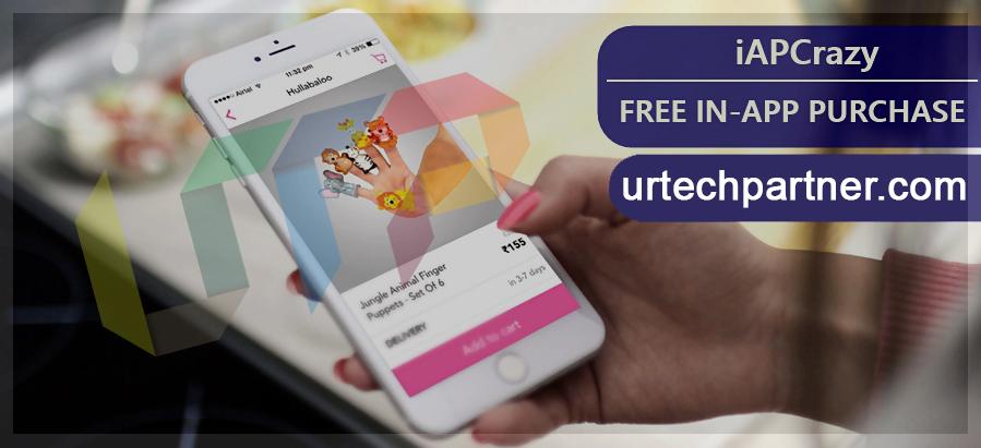 iAPCrazy for free