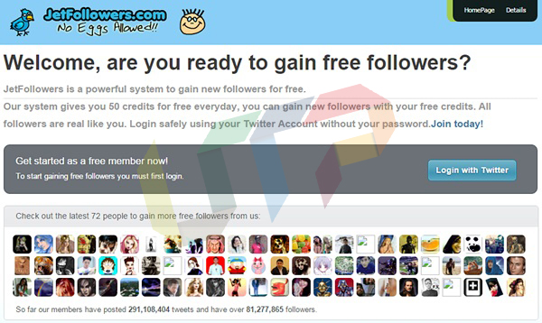 increase twitter followers with jet followers