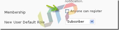 WordPress Membership Thumb