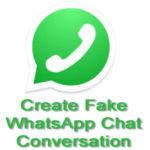 How to Make Fake WhatsApp Conversation