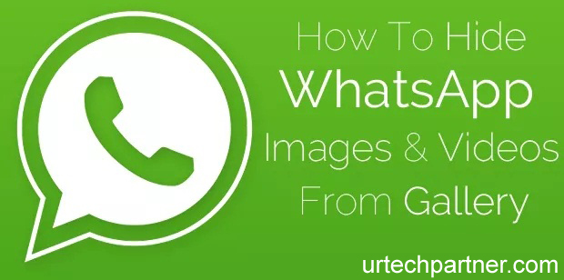 How to Hide Whatsapp Images Videos From Gallery