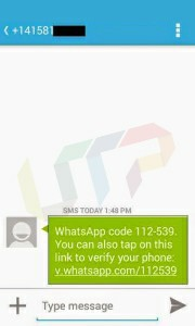 WhatsApp with US