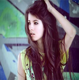 Stylish Girl DP for Whatsapp