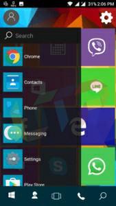 windows 10 launcher pro 2.2 apk
