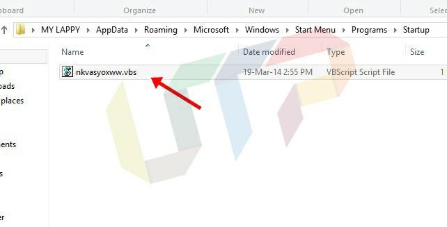 delete shortcut virus