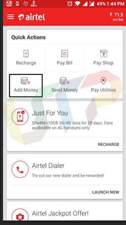 Indian Virtual Debit Card